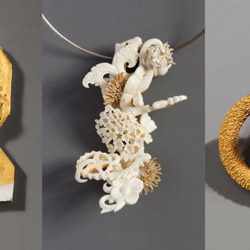 La joyería como obra de arte se exhibe en Nueva York