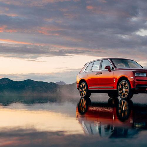 Rolls Royce Cullinan, el carro todo terreno mas caro del mundo