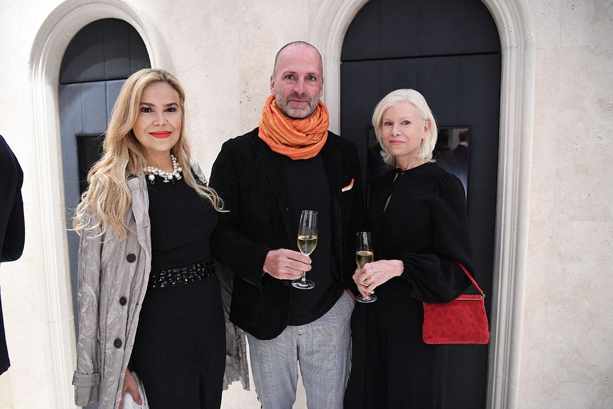 Sevan-Bicakci-Complot-dinner-Esther-Porto,-Kirk-Bardole,-Christine-Hilliard