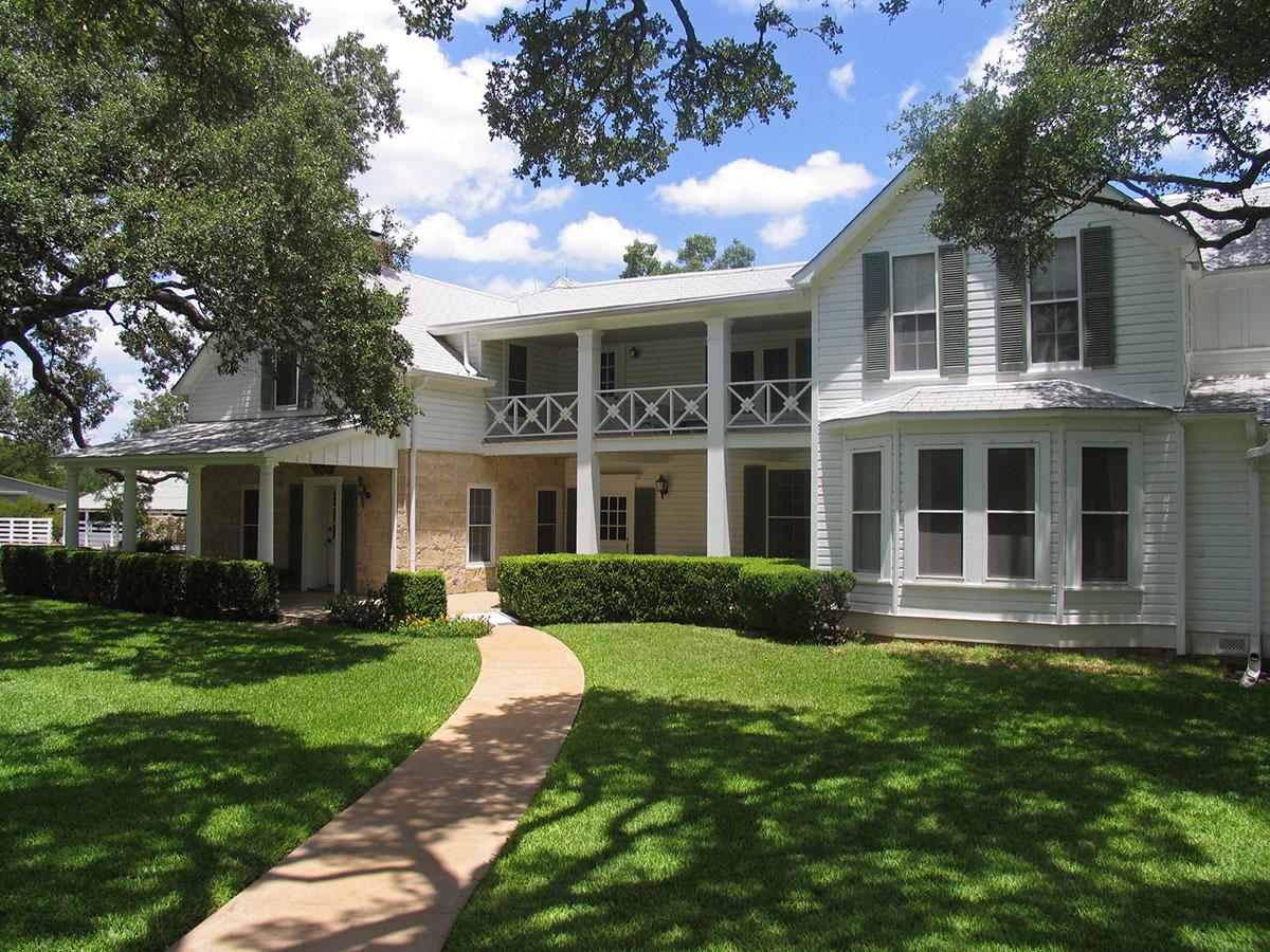 Fredericksburg-Texas-White-House