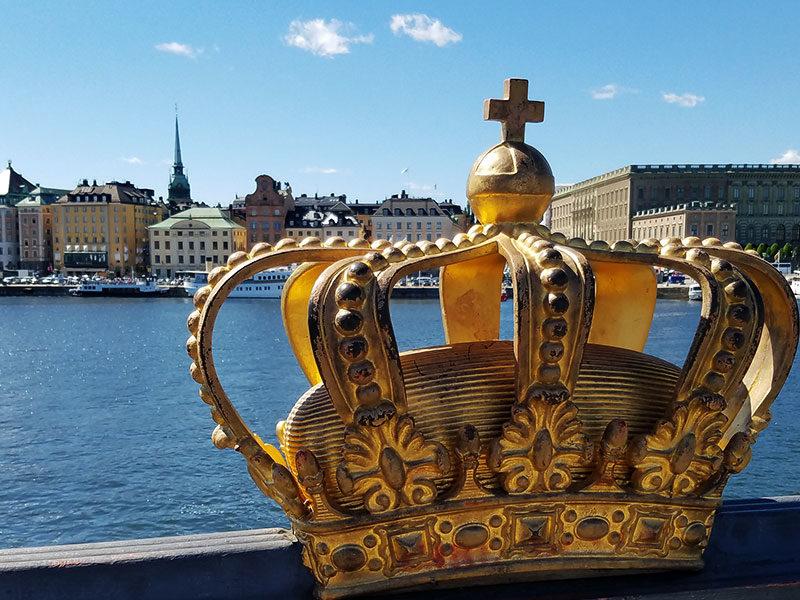 Estocolmo-Suecia-corona