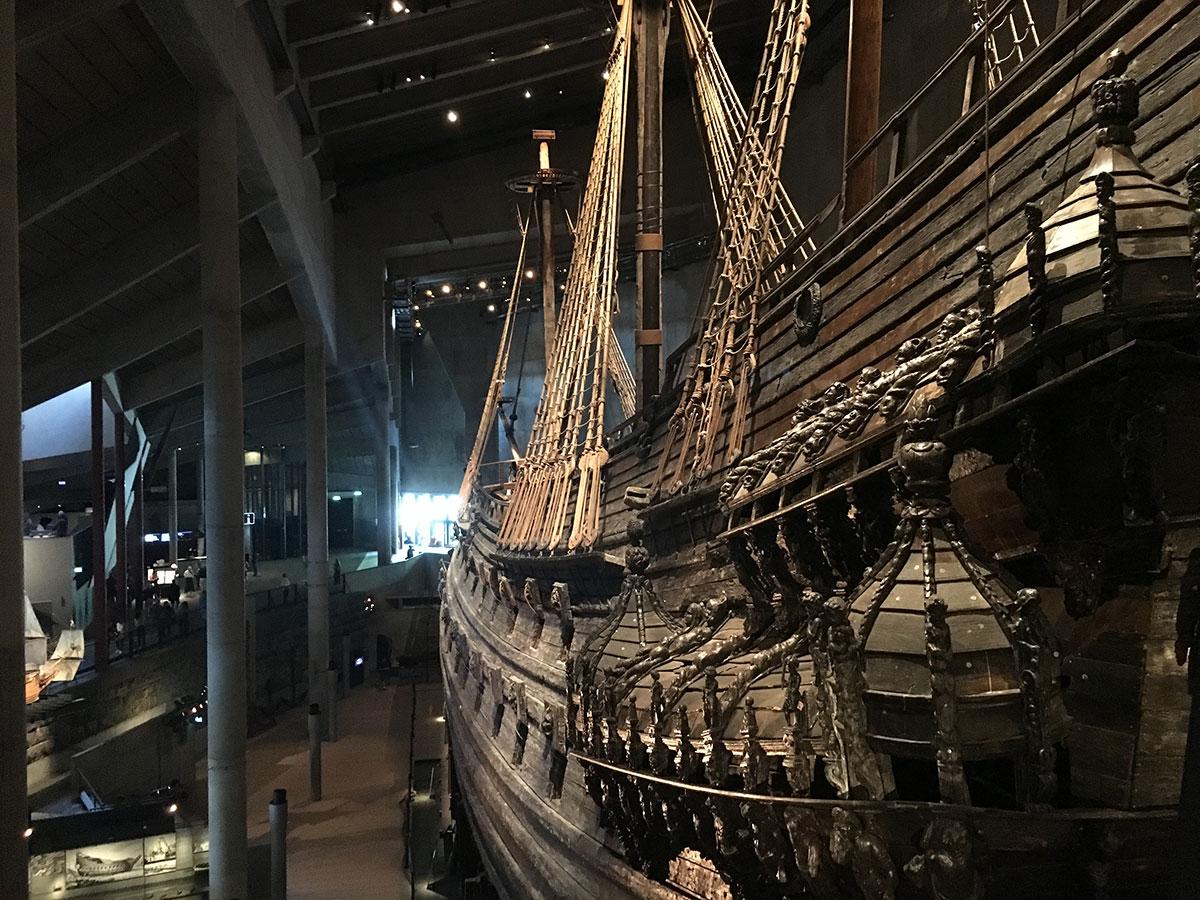 Estocolmo-Vasa-Museo