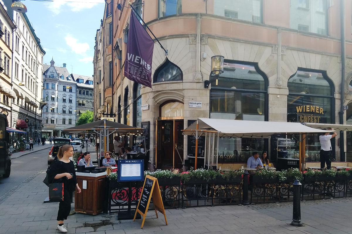 Estocolmo-Wiener-Cafeet
