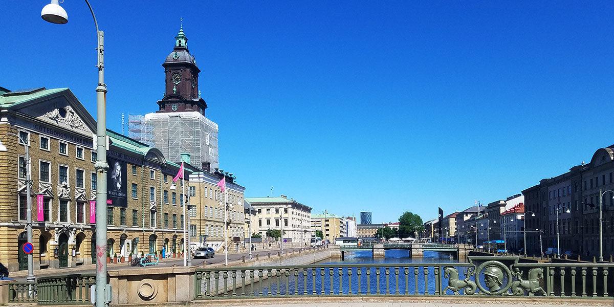 Gotemburgo-Suecia