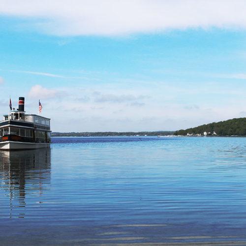 Vacaciones en Lake Geneva, Wisconsin