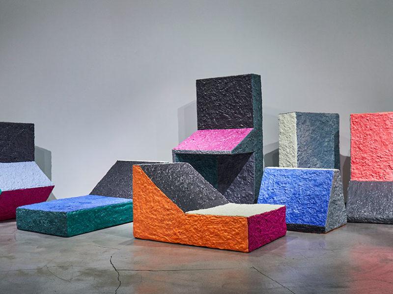 Foam-Series-Sofa-Set-by-Sang-Hoon-Kim-2018-at-Cristina-Grajales-Gallery-courtesy-of-Cristina-Grajales-Gallery