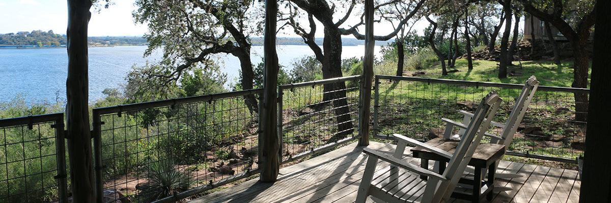 Ecoturismo en Canyon of The Eagles, Texas High Hill Country