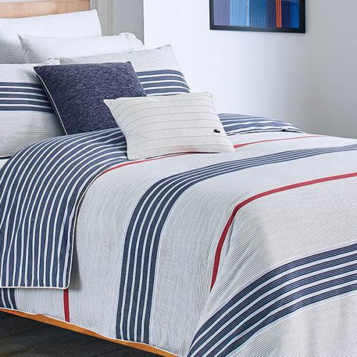 La nueva línea de verano para la cama de Lacoste