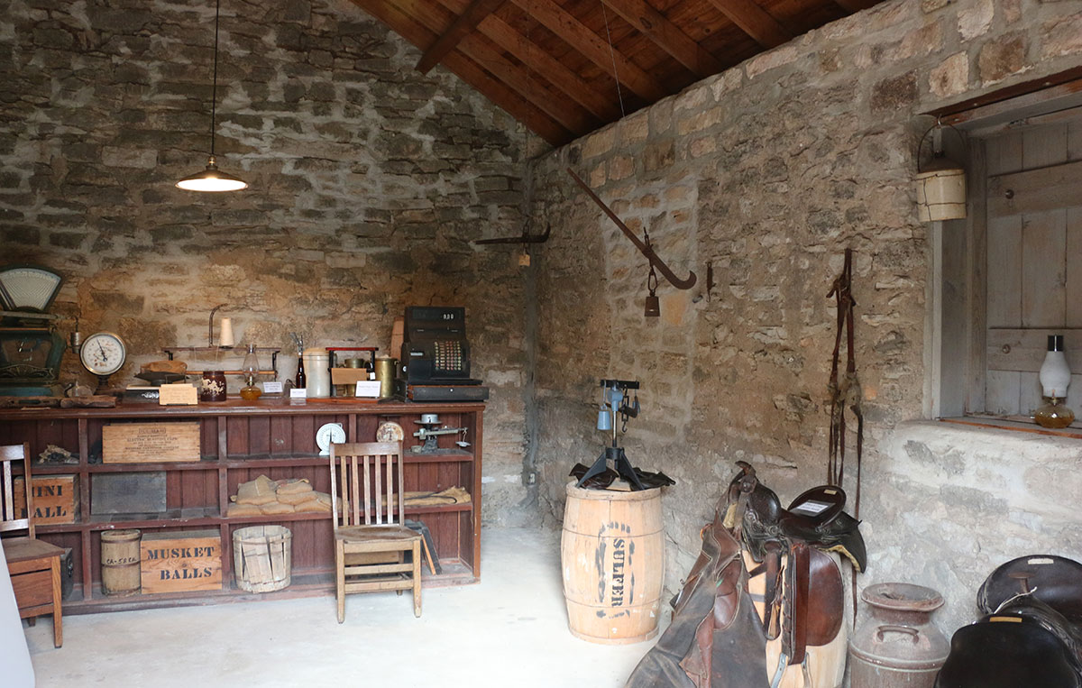 Texas-Hill-Country-Fort-Croghan-Museum