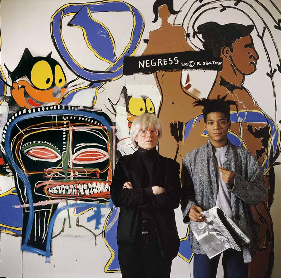 Tseng-Kwong-Chi,-Andy-Warhol,-Jean-Michel-Basquiat-collaboration-(New-York)