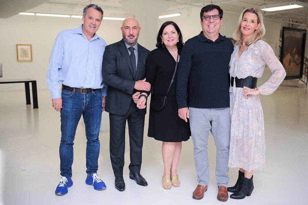Lucho-Noboa,-Gary-Nader,-Silvia-Cubina,-Alfredo-Cubina-&-Andrea-Noboa-by-SAEP