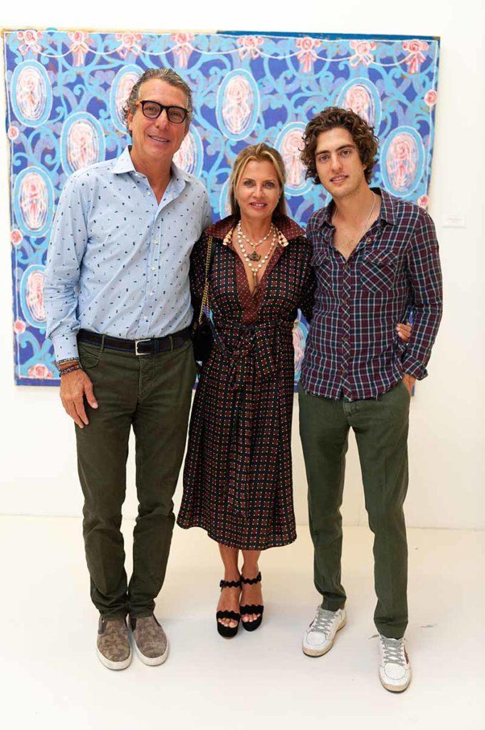 Oskar,-Carole-&-Freddy-Seikaly-at-Gary-Nader-Gallery-by-SAEP