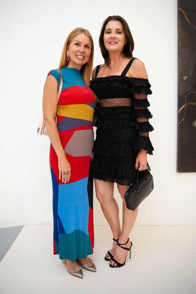 Rossana-Martinelli-&-Alicia-Jacir-at-Gary-Nader-Gallery-by-SAEP