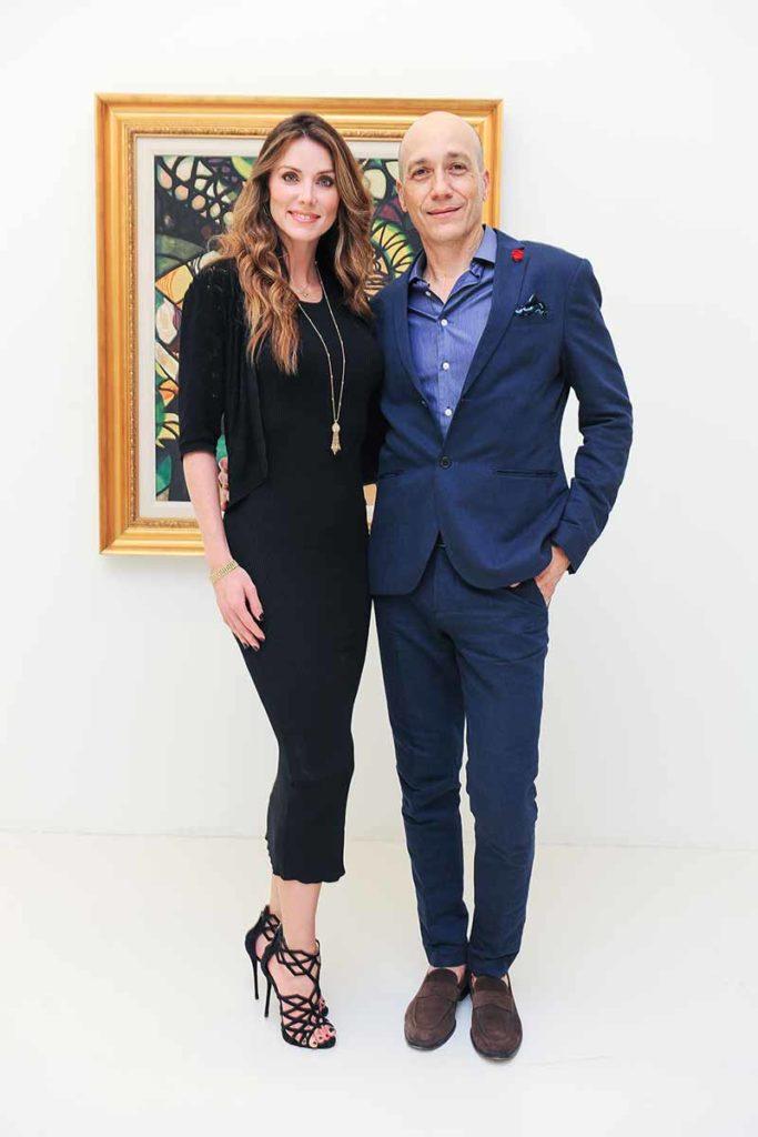 Vanessa-Goncalves-&-Pedro-Maal-at-Gary-Nader-Gallery-by-SAEP