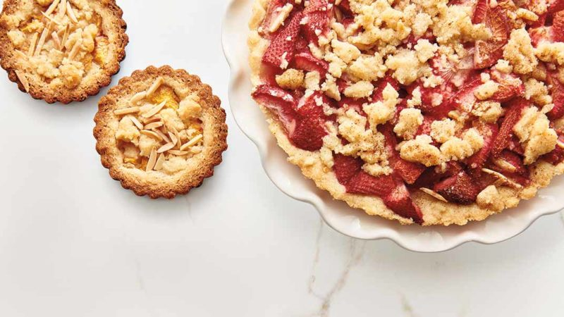 Variations-Daniella-Silver-Strawberry-Almond-Tart