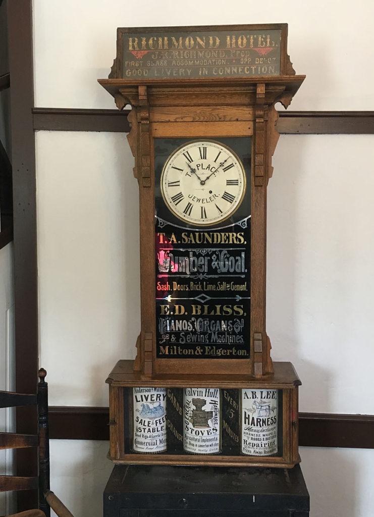 Milton-House-clock-Janesville-WI