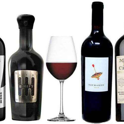 6 vinos tintos para beber durante las fiestas
