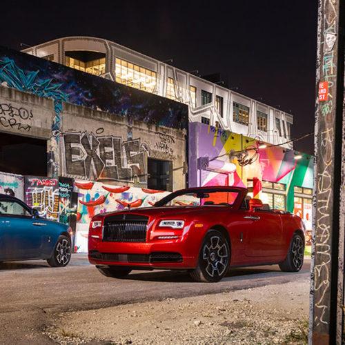 Rolls Royce Black Badge, bienvenidos al lado salvaje del lujo