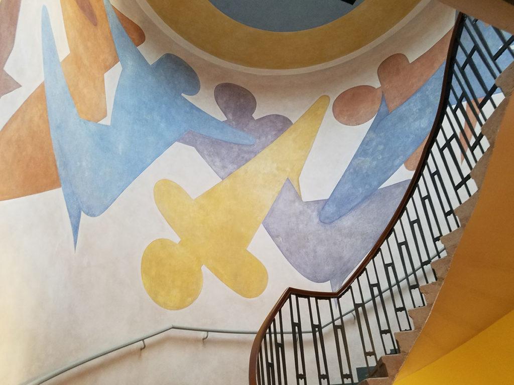 Bauhaus-Mural-Oskar-Schlemmer
