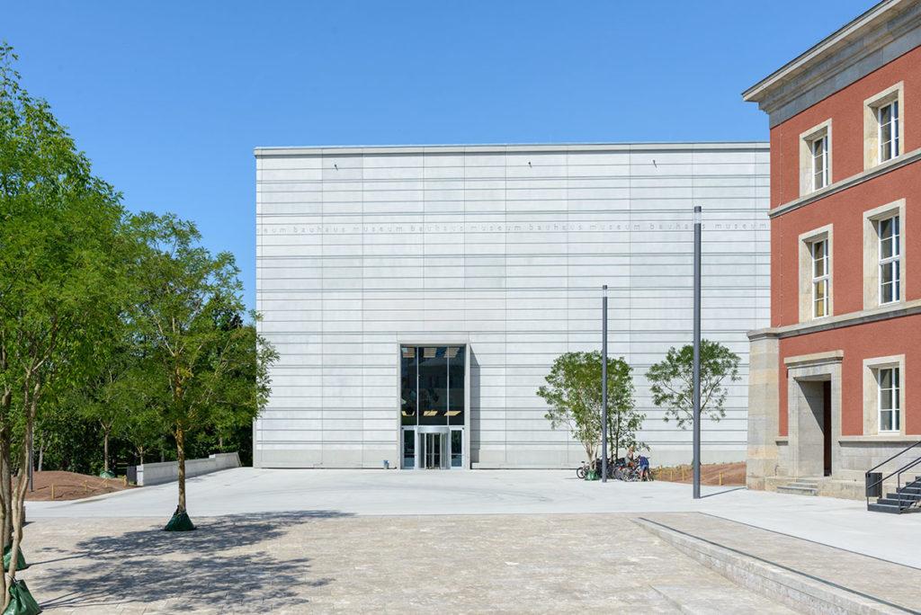 Bauhaus-Museum-Weimar