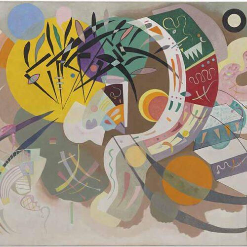 Maravillosa exposición de Kandinsky en el Guggenheim Bilbao