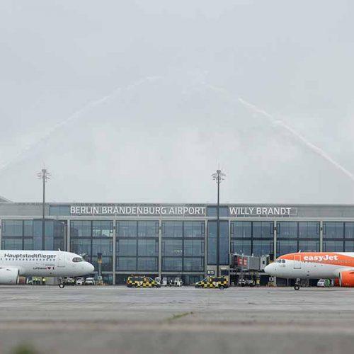Conoce el nuevo aeropuerto de Berlín