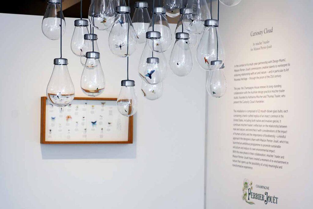 Perrier-Jouet-Presents-Curiosity-Cloud-By-mischer-traxler-At-Design-Miami-2020-Ph--Getty