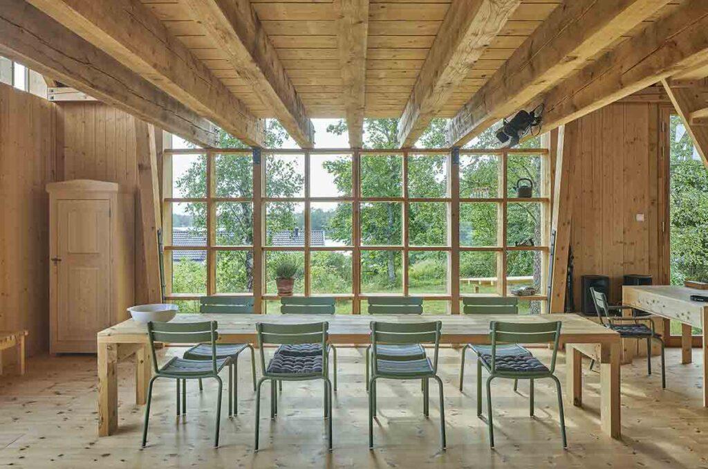 espacio de reunion-Atlje-Sodersvik