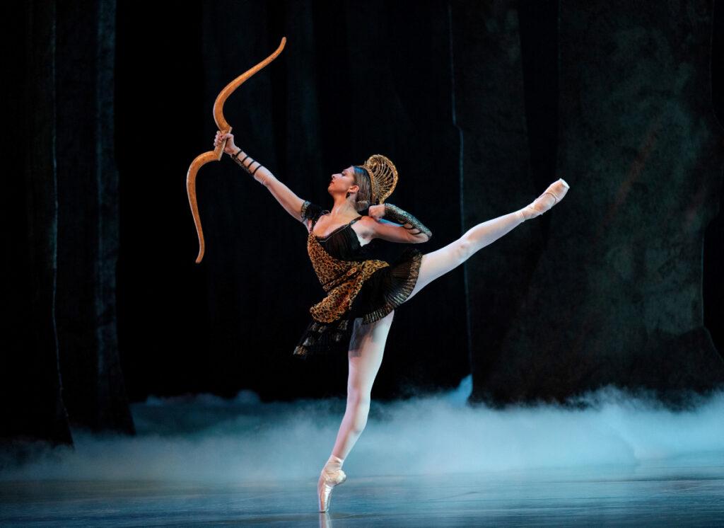 SF Ballet Midsummer Night Dream Hippolita