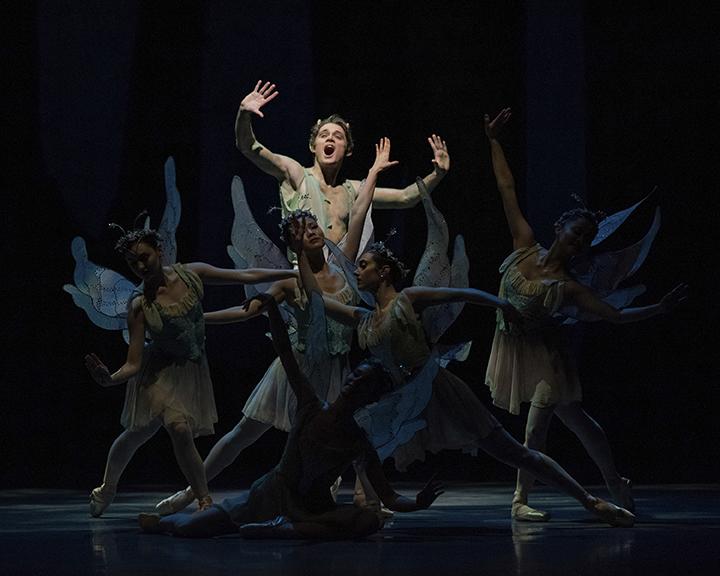 SF Ballet Midsummer Night Dream finale