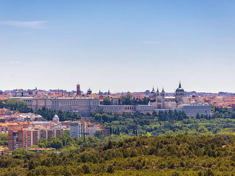 Madrid-vista general