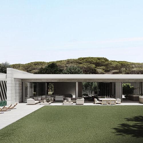 Una villa de lujo en la Costa del Sol