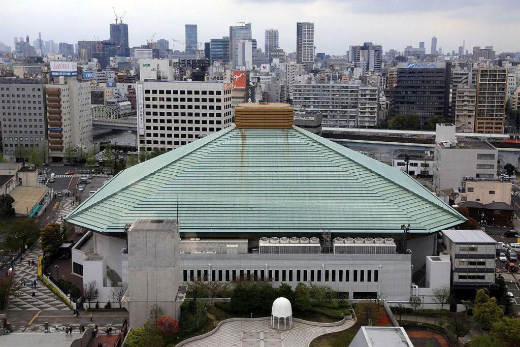 Kokugikan-Arena-Tokyo