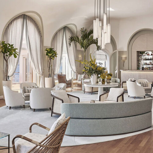 El nuevo look del hotel estrella de la Costa Azul