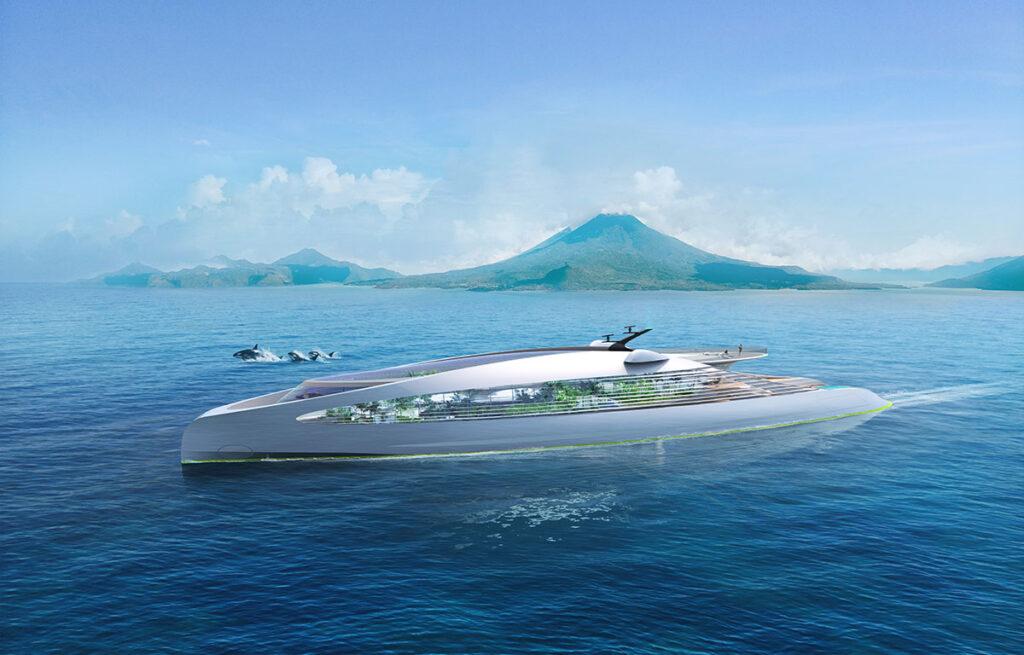 VY-01 Monaco-yacht-show-bio-methanol